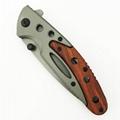 Outdoor Folding Hunting pocket Knife