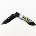 高質量的生存工具多用途不鏽鋼刀