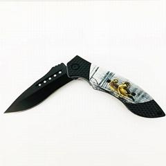 高质量的生存工具多用途不锈钢刀