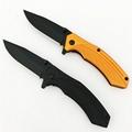 3CR13材质的刀片折叠口袋战