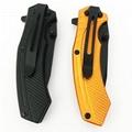 3CR13材質的刀片折疊口袋戰朮生存露營刀 3