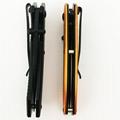3CR13材質的刀片折疊口袋戰朮生存露營刀 4