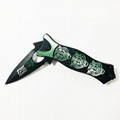 Stainless Steel Foldable Pocket Hunting Knife