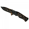 Outdoor Camping Foldable Survival Knife 1