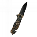 Outdoor Camping Folding Survival Hunting Knife