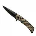 Outdoor Camping Hunting Survival Pocket Knife