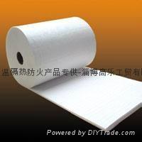 窑炉用耐火硅酸铝陶瓷纤维毯