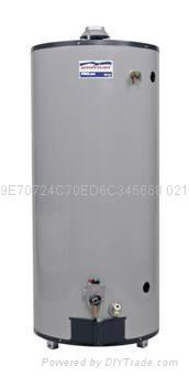American美国鹰牌热水炉 100加仑 380升燃气中央热水器 1