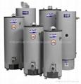 American美国鹰牌热水炉 75加仑 285升燃气中央热水器     1