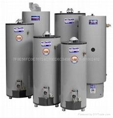 American美国鹰牌热水炉 75加仑 285升燃气中央热水器