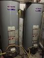 美鹰容积式燃气热水器