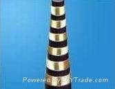 六層鋼絲橡膠軟管