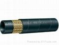 山东枣庄钢丝编织液压橡胶软管