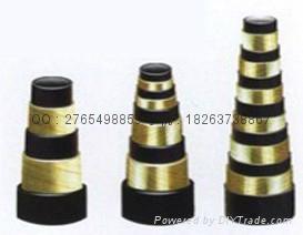 山东枣庄钢丝编织液压橡胶软管 2