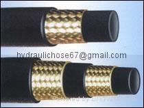 高压工业橡胶液压软管