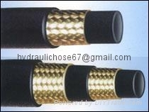 industrial rubber hydraulic hoses