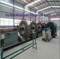Rubber high pressure hydraulic oil hoses  3
