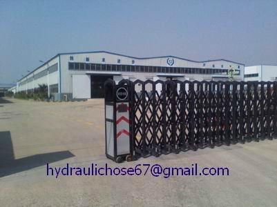 Multi-braided hydraulic hoses 1