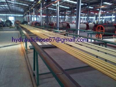 Multi-braided hydraulic hoses 2