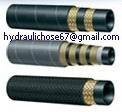 Industrial medium,high pressure hydraulic rubber oil hoses 1