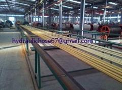 SAE100R12型鋼絲纏繞橡膠軟管