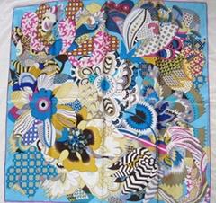 Wholesale new twill silk scarf
