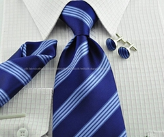 New Silk Woven Tie