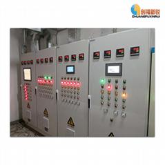 空氣源熱泵系統PLC控制櫃