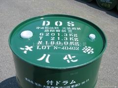Plasticiser Bis(2-ethylhexyl) sebacate DOS