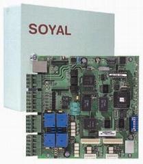 SOYAL Multi-door Networking