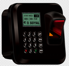 SOYAL 837EF网络型指纹门禁机