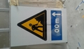 石嘴山交通指示牌 4