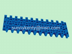 25.4mm Pitch M2531 Plastic Modular Conveyor Belts