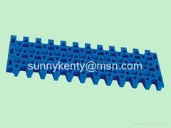 25.4mm Pitch M2531 Plastic Modular Conveyor Belts