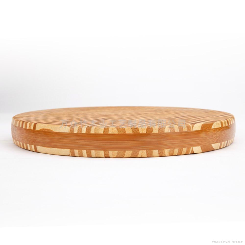 柏運達Bamwood二代圓形竹砧板 2
