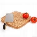 柏運達Bamwood二代方形竹砧板 2