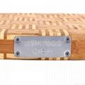 柏運達Bamwood二代方形竹砧板 3