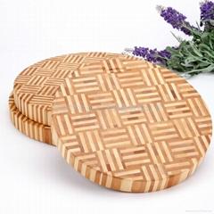 柏運達Bamwood一代圓形竹砧板