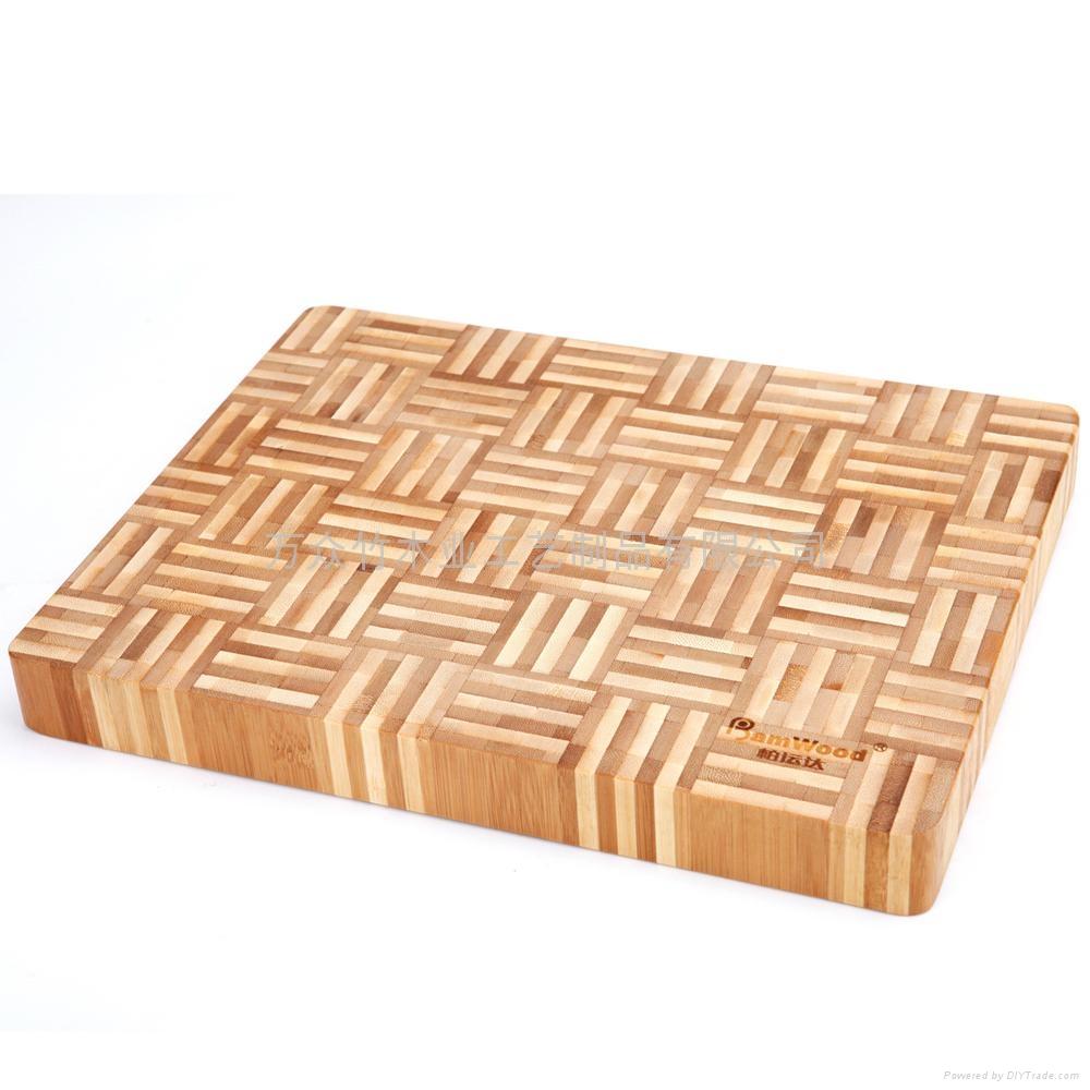 柏運達Bamwood一代方形竹砧板 1