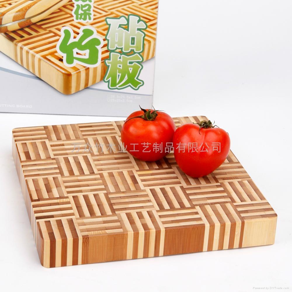 柏運達Bamwood一代方形竹砧板 2