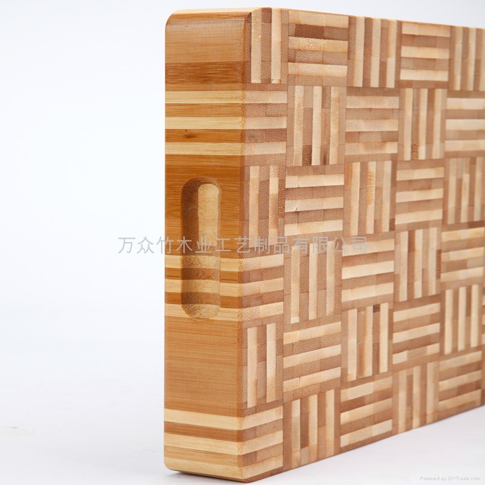 柏運達Bamwood一代方形竹砧板 3