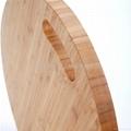 柏運達Bamwood圓形帶孔竹砧板 3