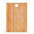 柏運達Bamwood長方形帶圓孔竹砧板 2