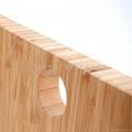 柏運達Bamwood長方形帶圓孔竹砧板 3