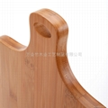 柏運達Bamwood球拍形竹砧板 3