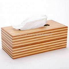 柏運達Bamwood竹制紙巾盒