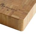 柏運達Bamwood脫糖脫脂全碳化黑砧板 2