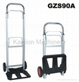 Aluminum Folding Hand Truck with rubber