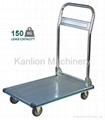 Aluminium Platform Hand Cart trolley