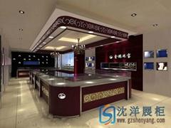 廣州珠寶專賣店展櫃